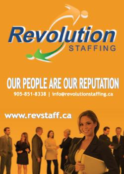 Revolution Staffing