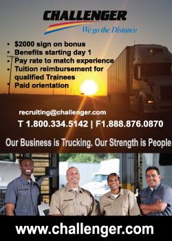 Challenger Motor Freight Inc