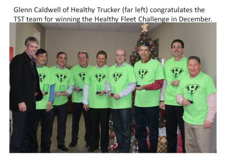 TST-Healthy Trucker image