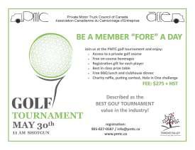 PMTC Golf Tournament